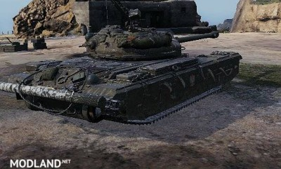 """IS-3A Remodel&Skin """"Hussaria"""" 1.0.2.3 [1.0.2.3], 2 photo"""